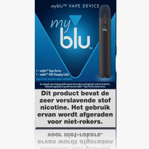Blu E-sigaret Startset - zwart