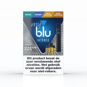 Blu Prefilled Startset - Zwart